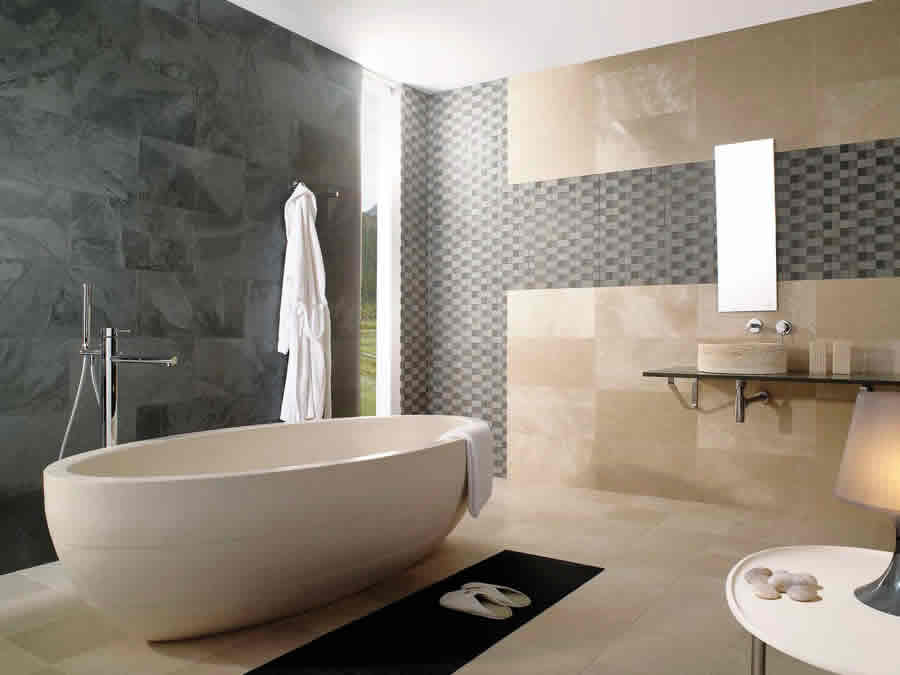 best bathroom design and install service in Allawah