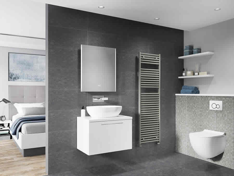 best bathroom design and installers in Rossmore