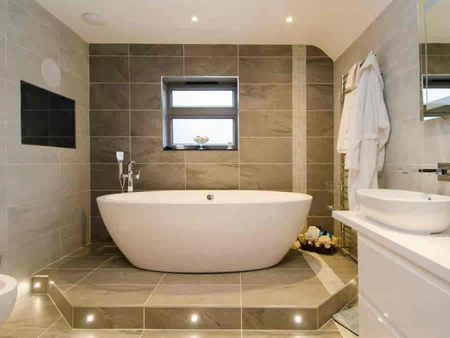 best bathroom renovation company in Sefton